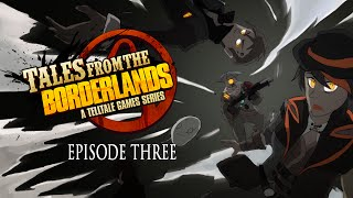 Cry Plays: Tales from the Borderlands [Ep3] [Full]