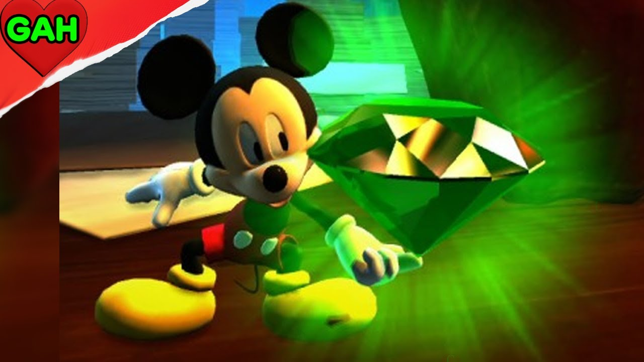 castle of illusion starring mickey mouse hd longplay [ps3/psn hd