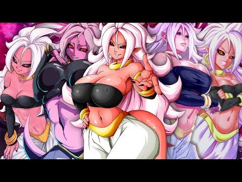 Android 21 Is THICC 2