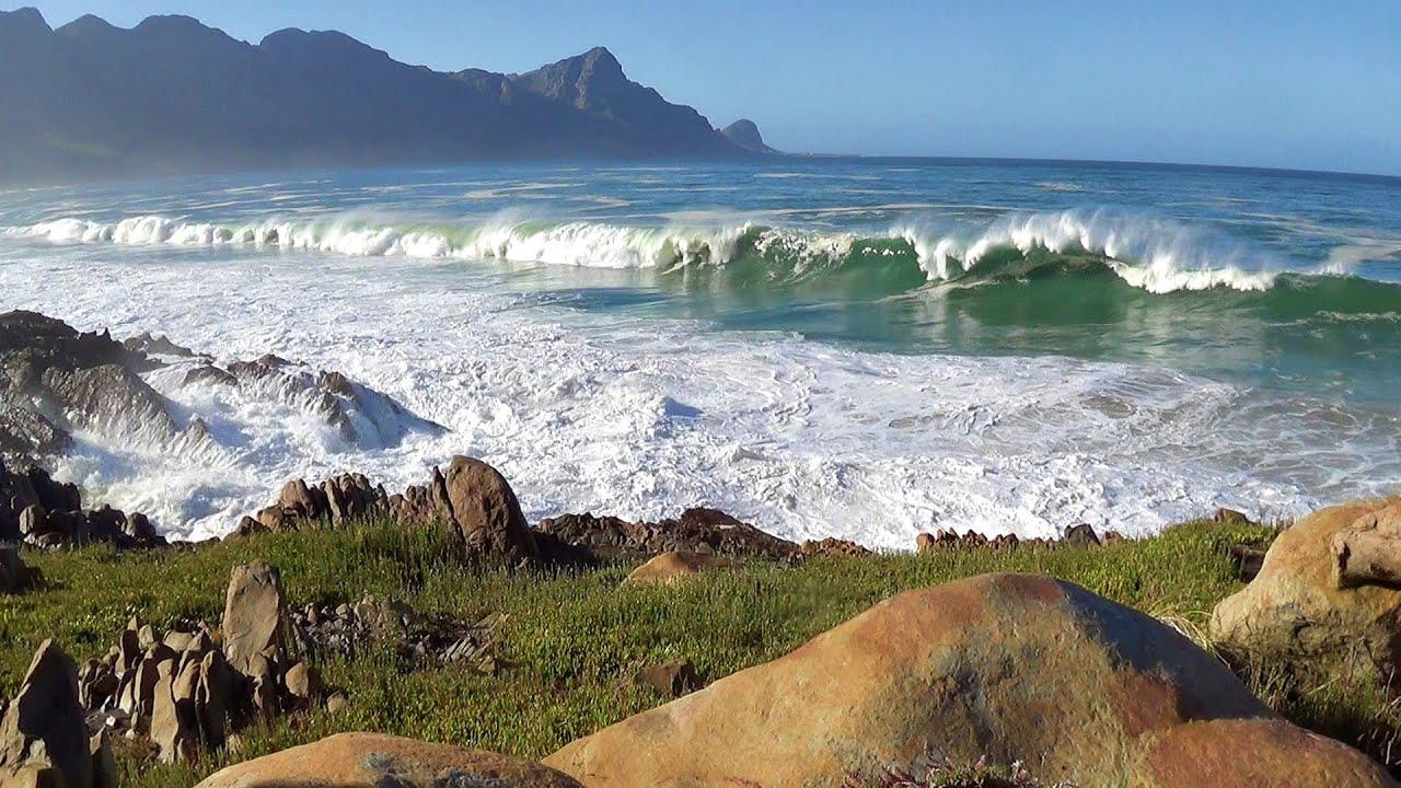 scenes peaceful nature desktop ocean scene scenery wallpapers waves crashing sounds hd quality