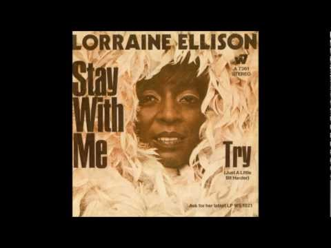 Lorraine Ellison Stay With Me  (1966)