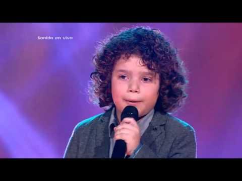 Juan Andrés cantó Dígale de C. Leuzzi y G. Santander – LVK Col – Show en vivo – Cap 47 – T2