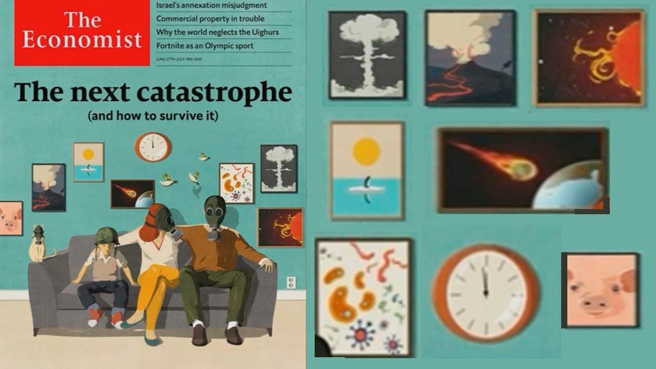 [NUEVA] The Economist REVELA LOS 7  EVENTOS que vendran y como sobrevivir