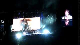 """Paul McCartney - """"Maybe I'm Amazed"""" - Houston, TX - Nov. 14, 2012."""