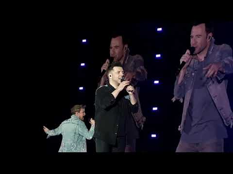 Westlife - Dynamite Live At Croke Park 5th July