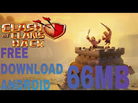 OMG!! Clash Of Clans MOD APK Unlimited Resources!!