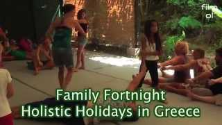 KALIKALOS Family Fortnight Holistic Holidays in Greece
