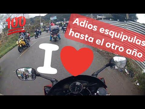 Adios Esquipulas 😢 Caravana Del Zorro Guatemala 2019 P5