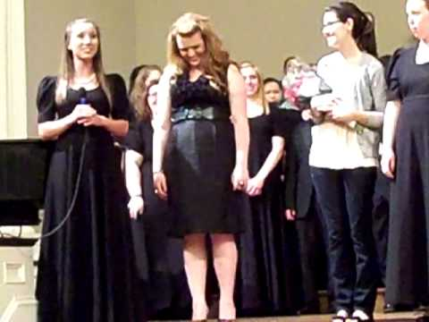 Sing Our Own Song My concert with Fred T Foard High School