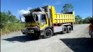 PHILIPPINE DUMP TRUCK DRIVER - Junry Retana