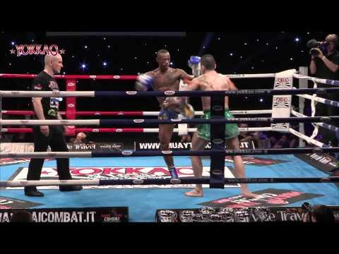 YOKKAO 8: Pindi Singh Madahar vs Federico Beaka Alfaro
