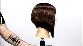 Short To Long Bob Haircut Tutorial