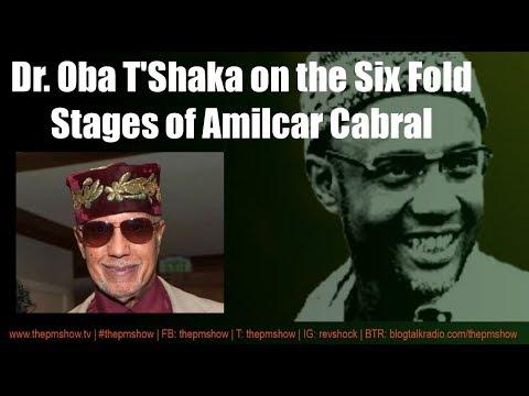 Dr. Oba T'Shaka: On Amilcar Cabral