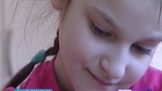 Сразу после рождения Ксюше Стыценко поставили страшный диагноз(ГТРК «Кубань» и благотворительный фонд «Русфонд» продолжают совместную акцию. Наша цель — вместе с вами..., 2015-03-20T10:28:50.000Z)