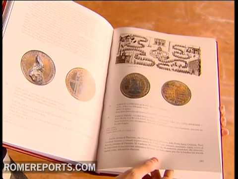 The history of St. Pauls tomb told through coins