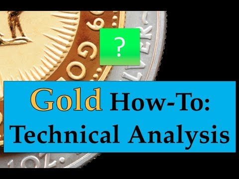 Gold & Silver Price Update - April 25, 2018 + How to Analyze Gold
