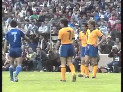 Juventus FC vs FC Porto - Cup Winners' Cup 1983-1984 Final