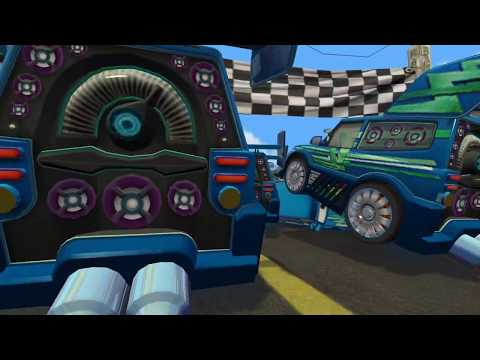Cars: Supedrive Edition: 20 Broken DJ's