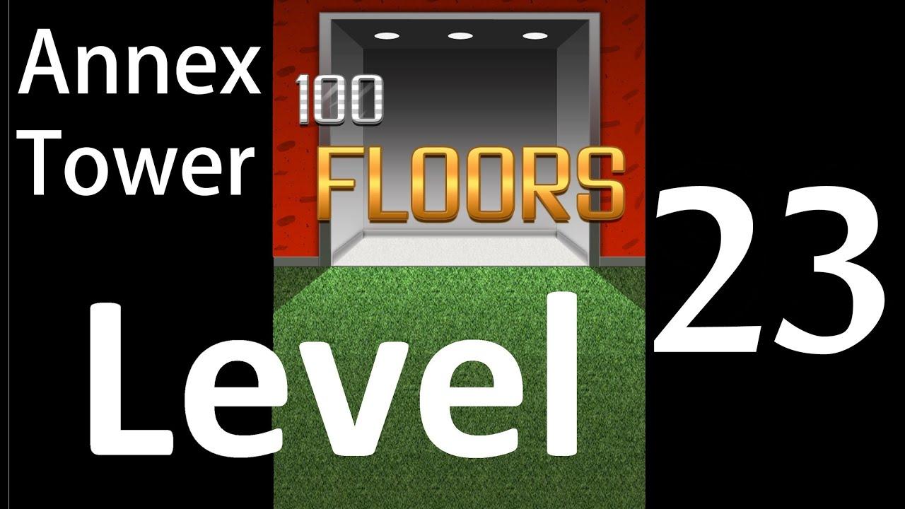 100 Floors Level 23 Annex Flisol Home