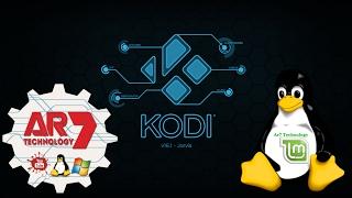 Kodi install Linux Mint 18