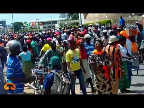 Collectif Sauvons le Togo: le peuple a droit à l'insurrection [24/05/2012]