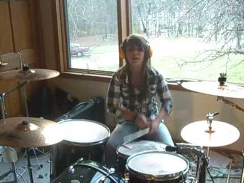 foo fighters my hero drum