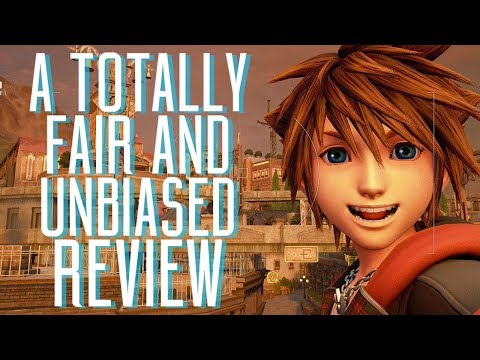 Kingdom Hearts 3 - Why it Sucks