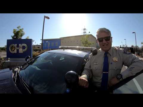 Oceanside Area CHP Lip Sync Challenge