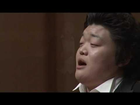 김정훈_Voice Male_2012 JoongAng Music Concours