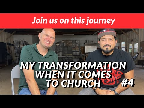 MY TRANSFORMATION WHEN IT COMES TO CHURCH - Let's talk about church