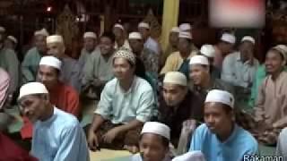 ustaz azhar 2011- menantu kambing vs ayah SpongeBob