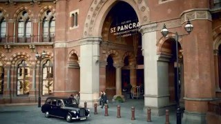 Marriott Rewards 'Now That's Rewarding - St. Pancras' Music by Skeleton Suit for Barking Owl