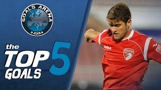 TOP 5 GOALS 28 kolo JSL 2013 14