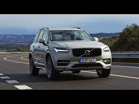nouveau volvo xc90 2015 l 39 essai vid o complet youtube. Black Bedroom Furniture Sets. Home Design Ideas