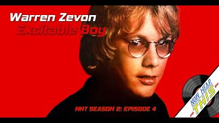 Aaaaawhooooo! the full moon blinds on this episode about warren zevon's 1978 smash 'excitable boy' and boy are we excited. razor sharp laconic king of ma...