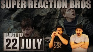 SRB Reacts to 22 JULY Official Netflix Trailer
