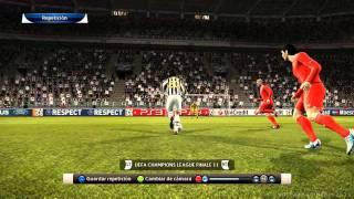PES 2012 - Gameplay - Liga Master - 135 - JUVENTUS vs SEVILLA (+)