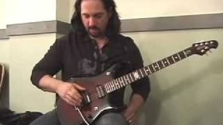 John Petrucci & The New Ernie Ball Music Man BFR Petrucci