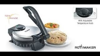 Prestige 3.0 RPM  Roti maker Unboxing and Review