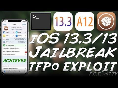 ios-13.3-/-13.2.3-/-13.0-jailbreak:-new-tfp0-kernel-exploit-for-iphone-xs-/-xr-/-11-(a12-/-a13)