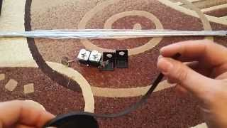 Обзор запчастей для лазерного чпу выжигателя.(Начинаю сборку нового лазерного станка на заказ. Станок будет точно такой же и таких же размеров, как предыд..., 2015-09-16T14:04:42.000Z)