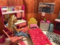 Barbie Bedroom Evening Routine! City!