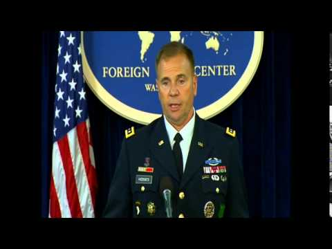 Lieutenant General Hodges Gives an Update on NATO Allied Land Component (LANDCOM)