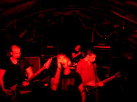 Wasted Struggle (Hawas) - Unfold A Panic/Wounded Servant (Live at Szabad az Á, 2012.02.06)
