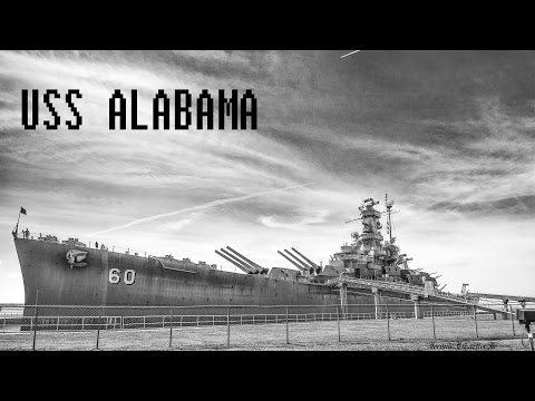 USS Alabama - World of Warships - Quick Tour of Armaments