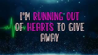 Filledagreat & Mike Lee - Running Out Of Hearts(Lyrics Video)