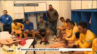 Football : l'AS Dragon mené par FC Versailles 78