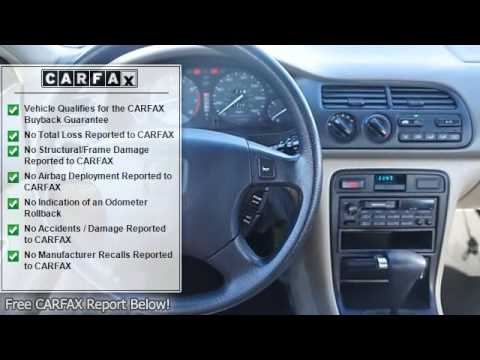 1994 honda accord markley motors fort collins co for Markley motors used cars
