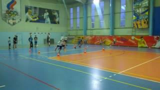 гандбол развитие скоростных способностей 1.