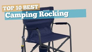 Camping Rocking Chair // Top 10 Best Sellers 2017